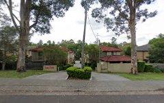 3/3-5 Webb Avenue, Hornsby NSW