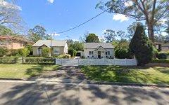 128 Coonanbarra Road, Wahroonga NSW