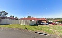 1 Kingfisher Place, Glendenning NSW