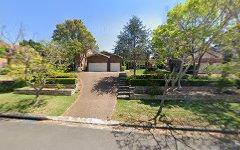 65 ALANA DRIVE, West Pennant Hills NSW