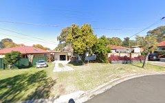 31 Treloar Crescent, Chester Hill NSW