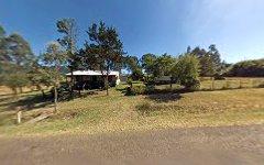 1575 Nowendoc Road, Mount George NSW