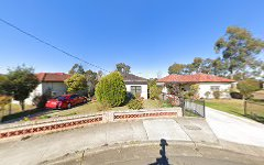 28 ORCHID ROAD, Old Guildford NSW