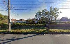 837 Punchbowl Road, Punchbowl NSW