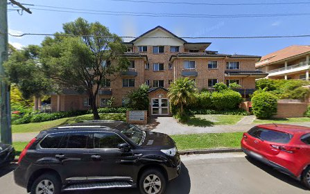 3/21 Gordon St, Hurstville NSW 2220