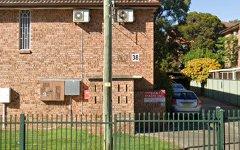 4/38 Pevensey Street, Canley Vale NSW