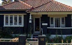 16 Hugh Avenue, Dulwich Hill NSW