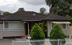 15 Reservoir Road, Mount Pritchard NSW