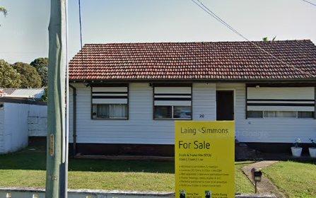 20 Kiora St, Canley Heights NSW 2166