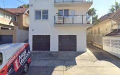 4/40 Arcadia Street, Coogee NSW