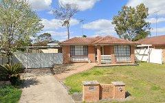 107 Goldmark Cres, Cranebrook NSW