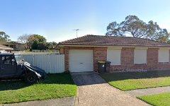 1 Teuma Place, Glendenning NSW