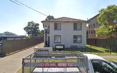 1/25 Arthur Street, Merrylands West NSW