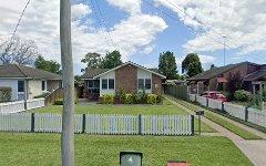 7 Mason Avenue, Hobartville NSW