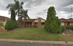 101 Pine Creek Circuit, St Clair NSW