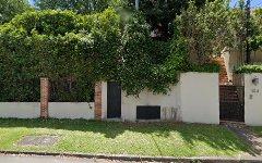 16A Wybalena Road, Hunters Hill NSW