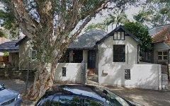 20 Walker Avenue, Edgecliff NSW