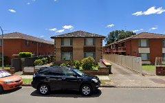 8/121 Longfield Street, Cabramatta NSW