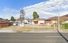 604 Cabramatta Road, Mount Pritchard NSW
