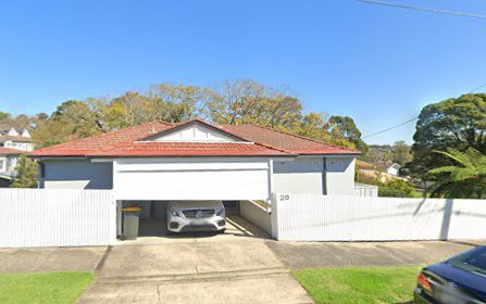 20 Countess St, Mosman NSW 2088