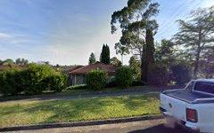 26 WOODBERRY ROAD, Winston Hills NSW