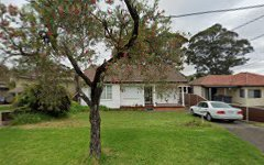 7 Treloar Crescent, Chester Hill NSW